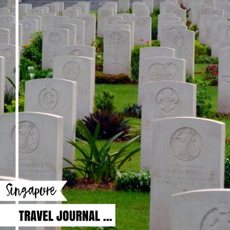 Kranji War Cemetery, Singapore