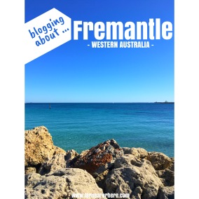 Travel blogging about Fremantle ...