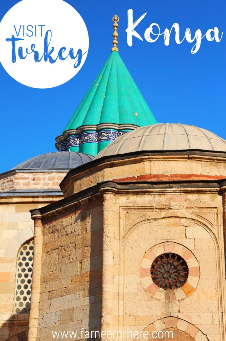 "Travel to Turkey and visit ""perfect"" Konya..."