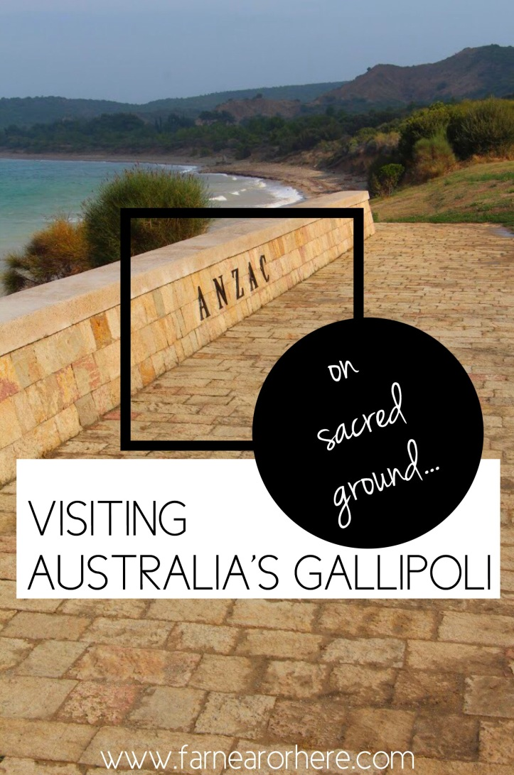 Exploring Australia's Gallipoli history on sacred ground in Turkey...