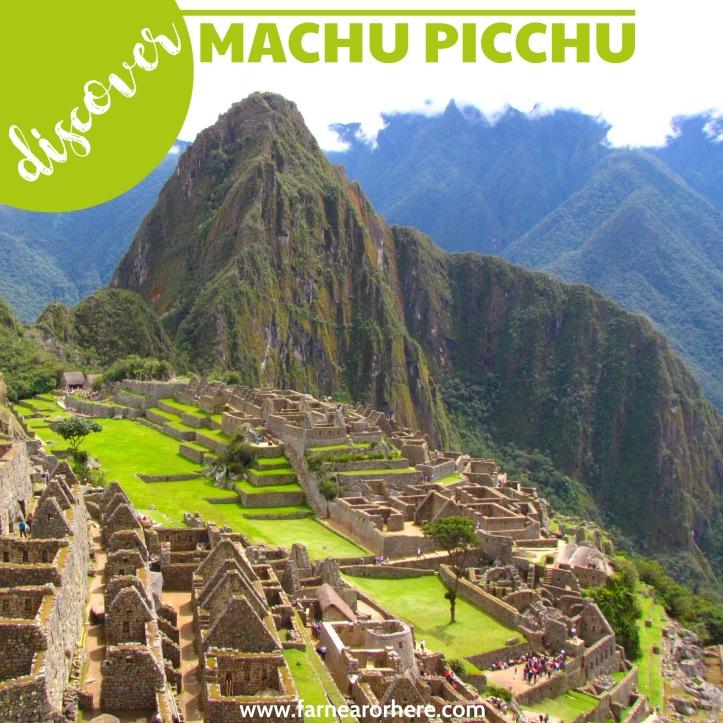 Travel Peru - Discover Machu Picchu