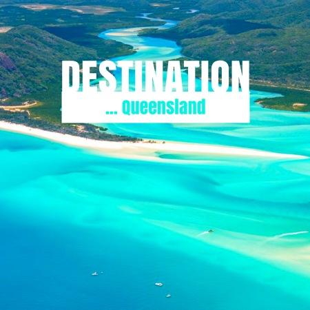 Travel Queensland ...