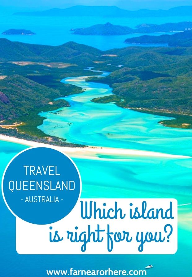 Which Queensland island if right for you ?