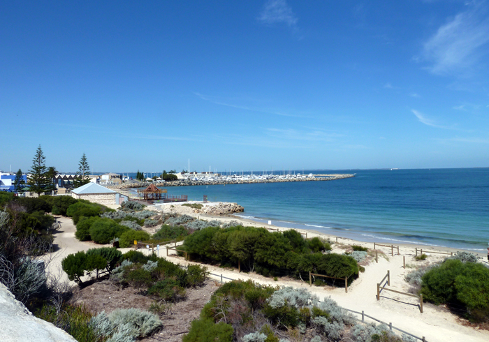 Visiting Perth's Fremantle...