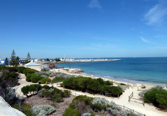 Visiting Perth's Fremantle...
