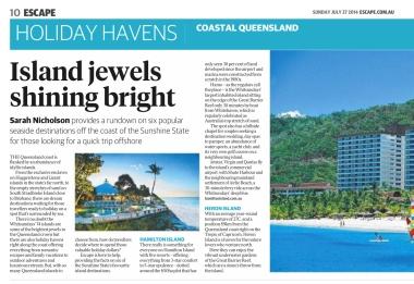 Queensland islands 1