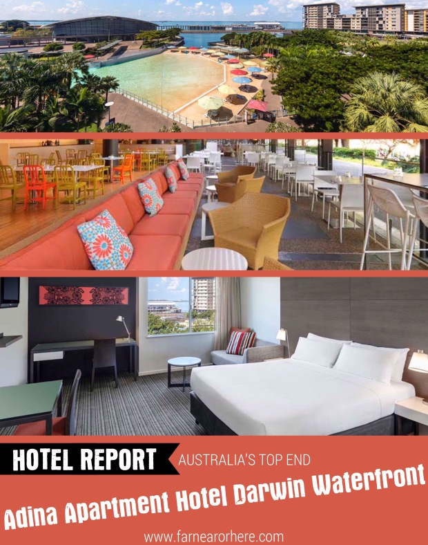 Darwin stay, Adina Apartment Hotels Darwin Waterfront ...