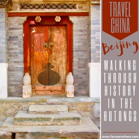 Explore Beijing's historic hutongs on a trip to China ...
