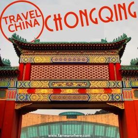 Travel China, Chongqing ...