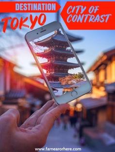 Travel Tokyo ...