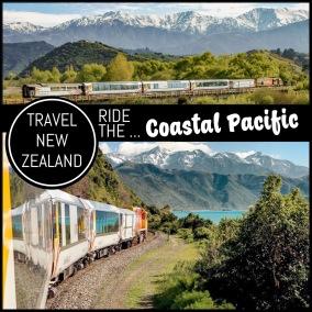 Riding New Zealand's Coastal Pacific train ...