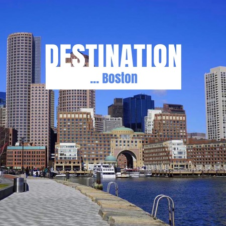 Travel Boston America