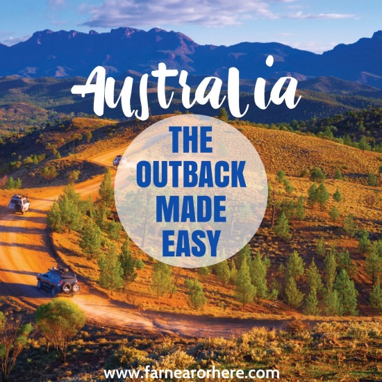 Australian outback made easy ...