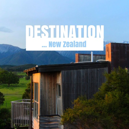 Travel New Zealand ...