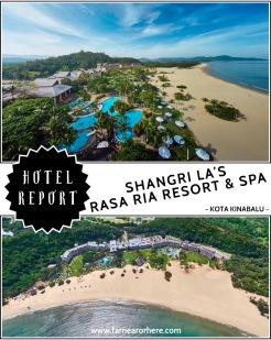 Kota Kinabalu's Rasa Ria Resort & Spa ...