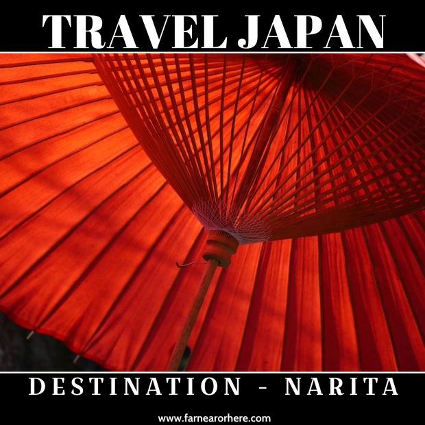 Travel Japan, Narita ...