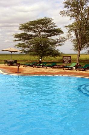 Amboseli pool