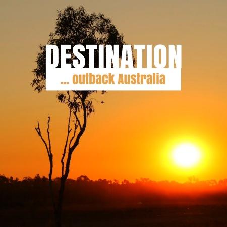 Outback Australia ...