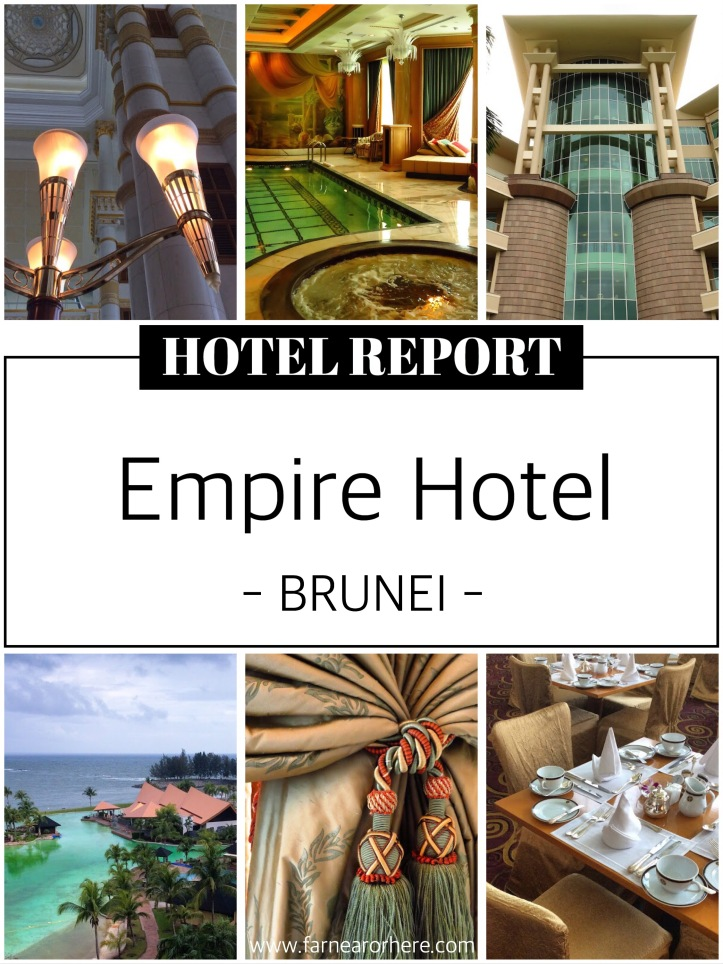 Fancy a palaial stay at Brunei's Empire Hotel?