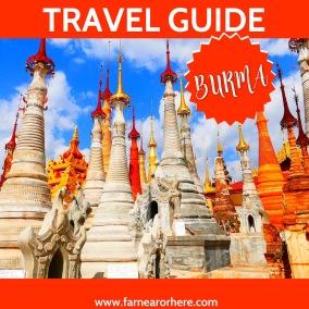 Burma travel guide ...