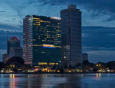 Le Meridien Saigon, a new hotel in Vietnam's Ho Chi Minh City