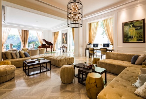 Hotel des Arts Saigon, a new hotel in Vietnam's Ho Chi Minh City