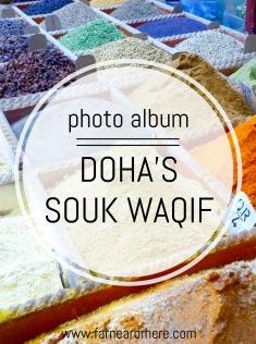 Doha, Qatar, Middle East, Souk Waqif,