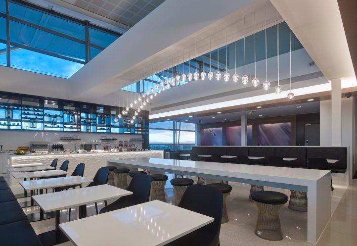 AirNZ Lounge BNE