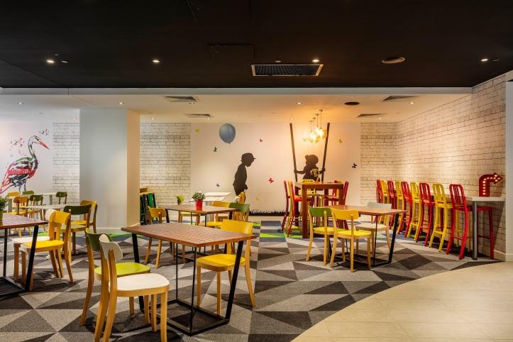 ibis Styles Brisbane Elizabeth Street Dining