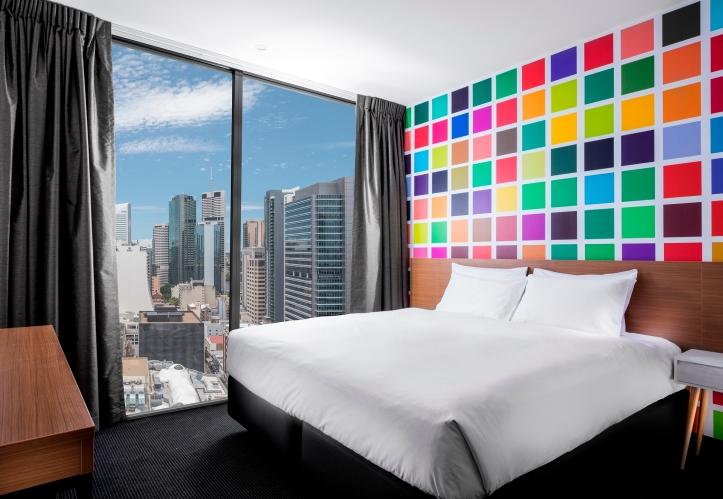 ibis Styles Brisbane Elizabeth Street - Superior Room(1)