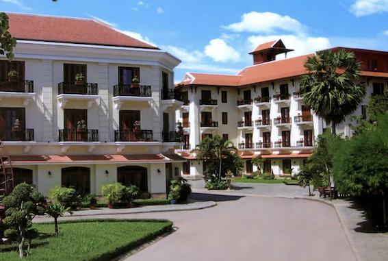 Steung Siem Reap hotel ...