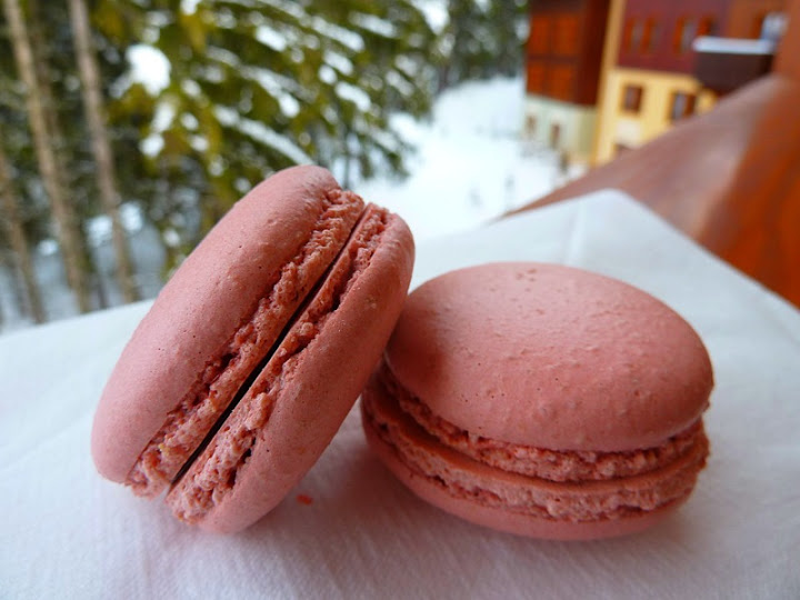 Discovering the secrets to macaroons in the French Alps ...