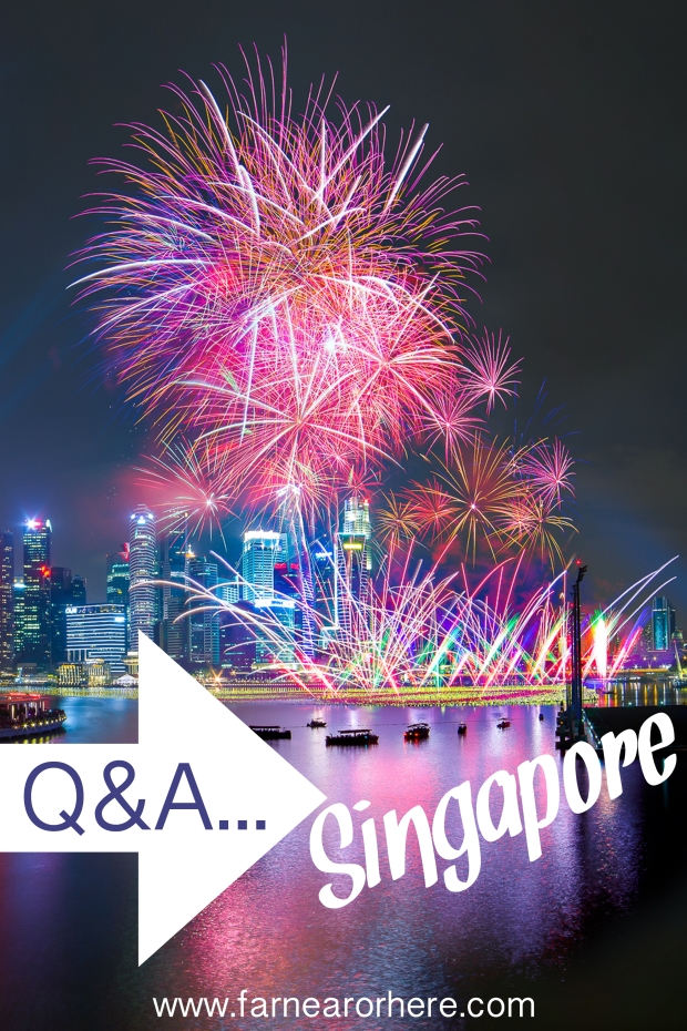 Everything you need to know to visit Singapore...