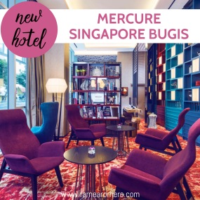 The Mercure Singapore Bugis is one of the new hotels to open in the Lion City during 2016.