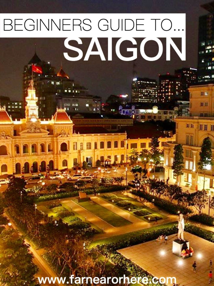 A Vietnam expert shares Saigon's secrets...