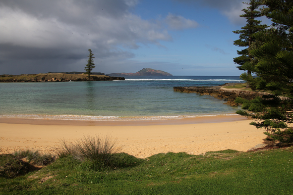 Emily Bay, Norfolk Island, South Pacific