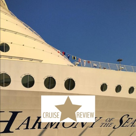 Cruise ship review ... Harmony of the Seas