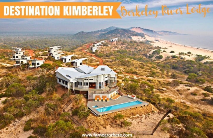 Stat at Berkeley River Lodge in Australia's wild Kimberley ...
