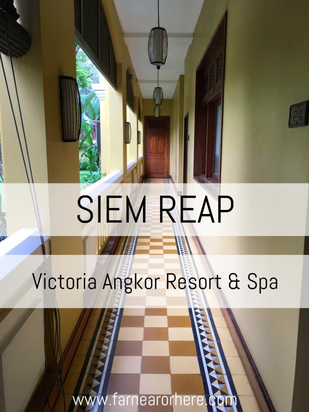Siem Reap, Cambodia, Victoria Angkor Resort & Spa