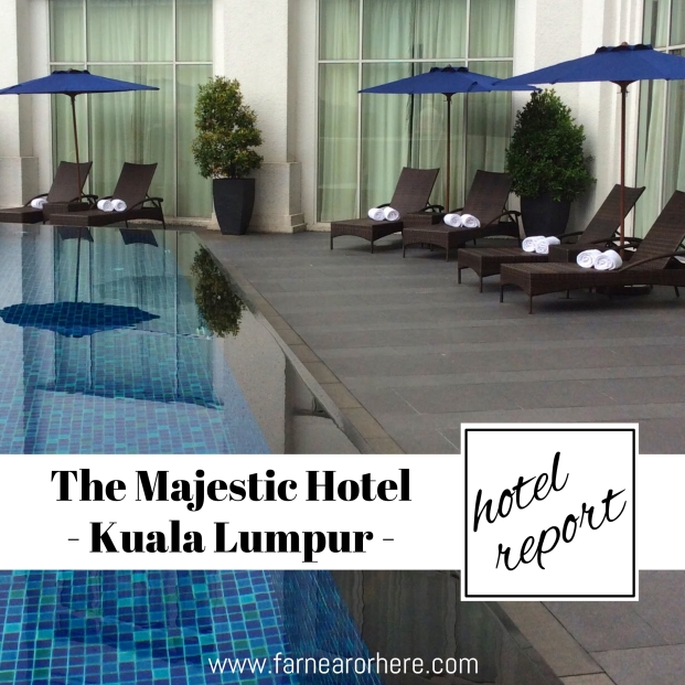 Take a tour of The Majestic Hotel in Kuala Lumpur...