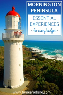 Essential experiences on Victoria's Mornington Peninsula