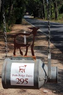 Main Ridge Dairy on Victoria's Mornington Peninsula.