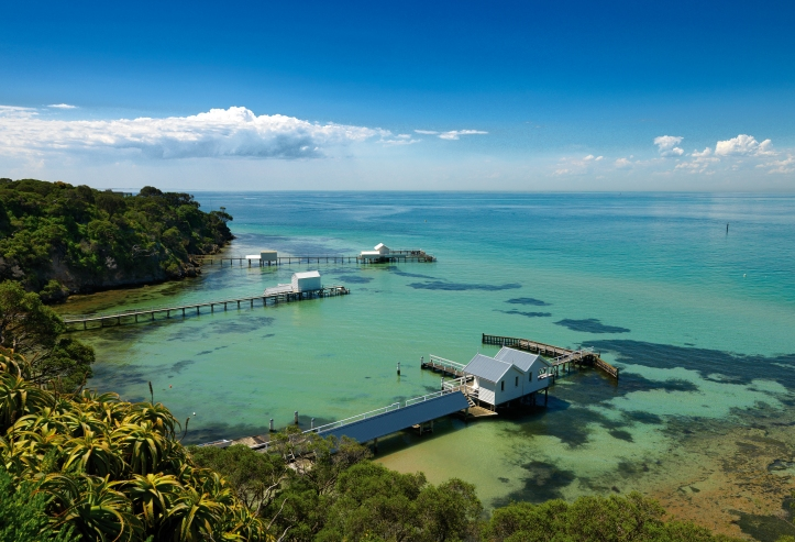 Victoria's beautiful Mornington Peninsula.