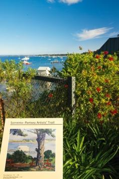 Sorrento to Portsea Artists' Trail, Mornington Peninsula