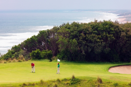 National Golf Club, Victoria, Mornington Peninsula