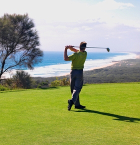 National Golf Club on Victoria's Mornington Peninsula