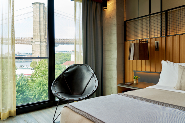 1 Hotel Brooklyn Bridge, New York