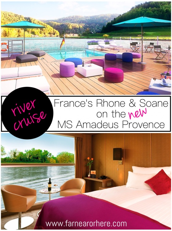 Cruising Provence on Europe's newest riverboat...