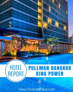 Renovations update Pullman Bangkok King Power...