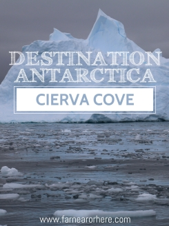 Hear the sounds of silence in Antarctica's Cierva Cove...